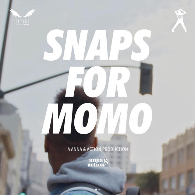 Snaps for Momo Filmproduktion Konzeption Regie in München