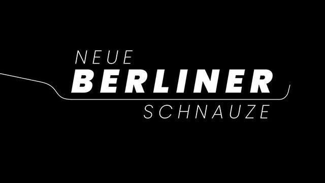 Logo der Webserie Neue Berliner Schnauze.